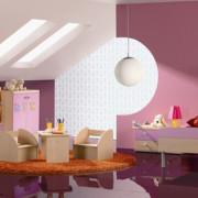 palkovic-djecja-soba-planet-ljubicasta-roza