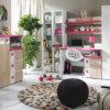 Palković dječja soba Colorato roza