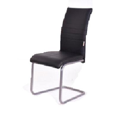 Stolica Pani crna boja - Palković