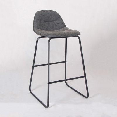 Barska stolica Mosby (siva) - Palković